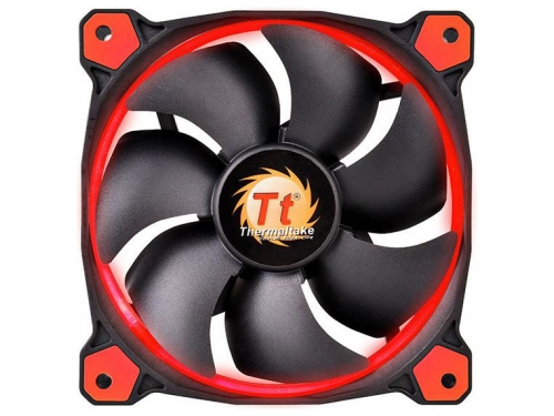 Кулер Thermaltake Riing 12 LED Red (CL-F038-PL12RE-A), вид 2