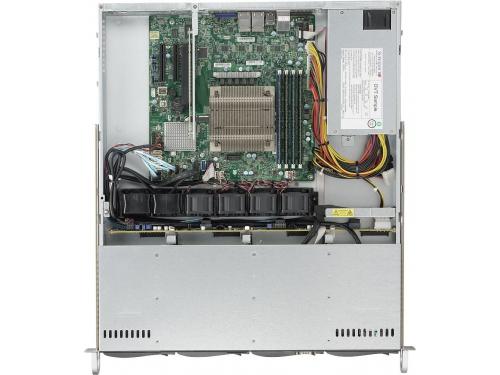 Серверная платформа SuperMicro 1U SYS-5019S-M, вид 4