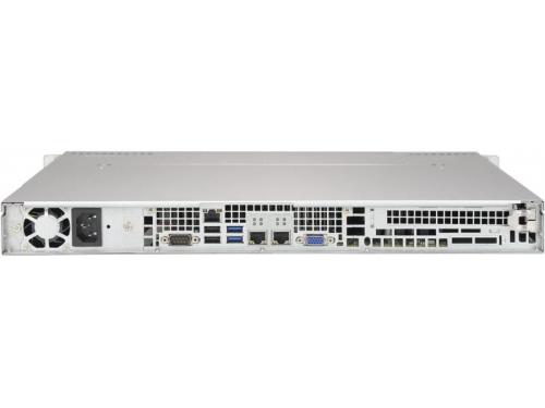 Серверная платформа SuperMicro 1U SYS-5019S-M, вид 2