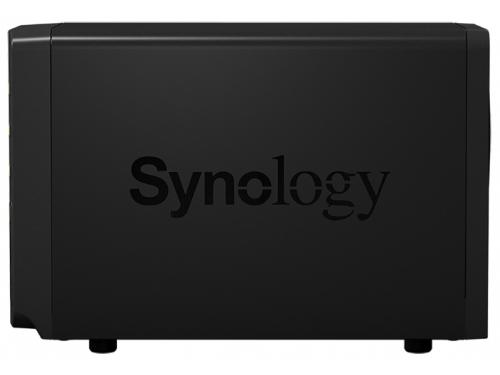 Сетевой накопитель Synology DS716+II, вид 2