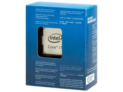 Процессор Intel Core i7-6850K Broadwell E (3600MHz, LGA2011-3, L3 15360Kb, Retail), вид 2