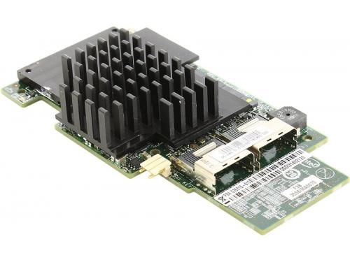 Контроллер Intel RMS25CB080-924871 (PCI-E - 128 SAS/SATA, RAID 0-60, для сервера), вид 1