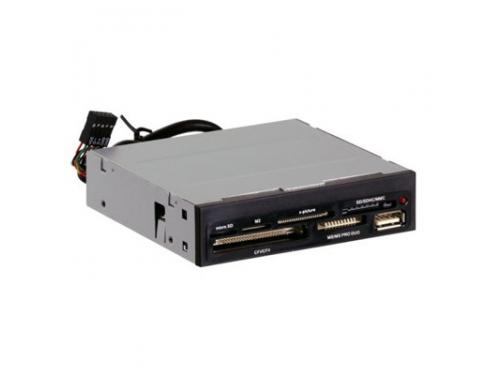 Устройство для чтения карт памяти Ginzzu GR-136UB, вид 1