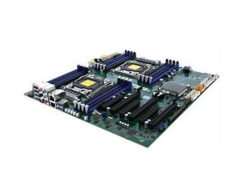 ����������� ����� SuperMicro MBD-X10DAI-O (E-ATX, 2x LGA2011-3, Intel C612, 16xDDR4), ��� 2