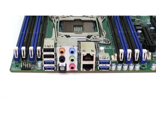 ����������� ����� SuperMicro MBD-X10DAI-O (E-ATX, 2x LGA2011-3, Intel C612, 16xDDR4), ��� 6