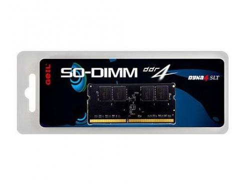 ������ ������ GeIL GS48GB2133C15S (DDR4, 8Gb, 2133MHz, CL15-15-15-36,  SODIMM), ��� 1