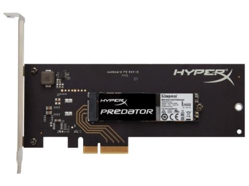 Жесткий диск Kingston SHPM2280P2H/240G PCIE/M.2, вид 1