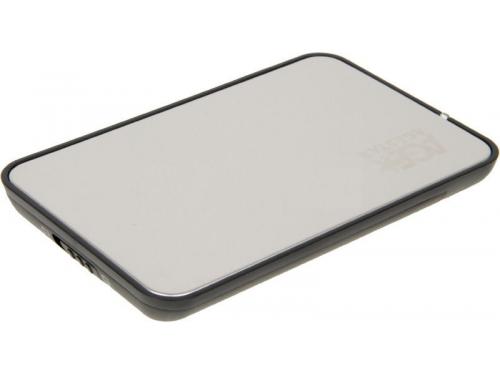 Корпус для жесткого диска AgeStar 3UB2A8-A (2.5'', SATA - microUSB3.0b), чёрный, вид 2