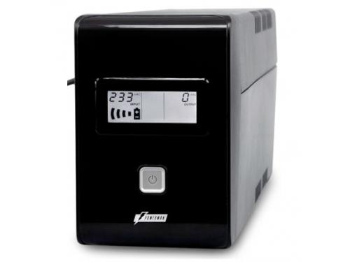 �������� �������������� ������� Powerman Smart Sine 600 (�������-�������������, 600VA/360W), ��� 1