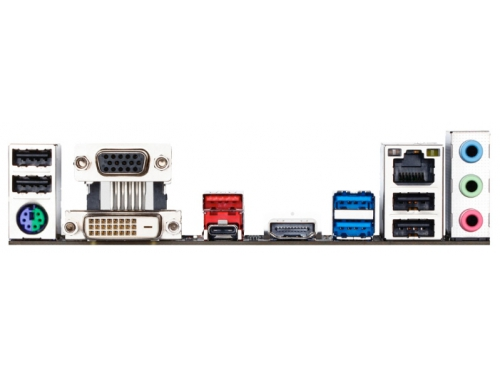 Материнская плата Gigabyte GA-F2A88XM-D3HP Soc-FM2+ AMDA88X DDR3, вид 3
