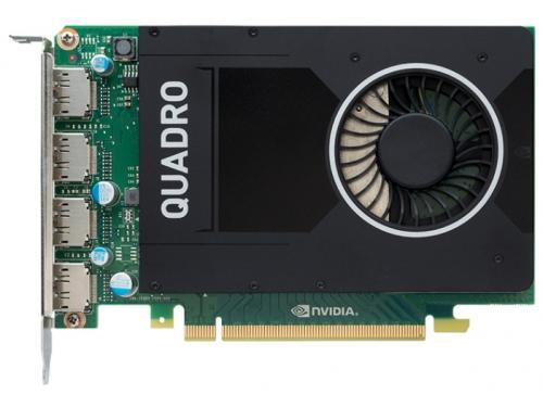 ���������� ���������������� PNY Quadro M2000 PCI-E 3.0 4096Mb 128 bit HDCP, VCQM2000BLK-1, ��� 1
