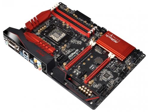 Материнская плата ASRock Fatal1ty H170 Performance (ATX, LGA1151, Intel H170, 4xDDR4), вид 2
