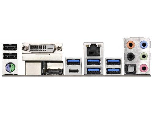 Материнская плата ASRock Fatal1ty H170 Performance (ATX, LGA1151, Intel H170, 4xDDR4), вид 4