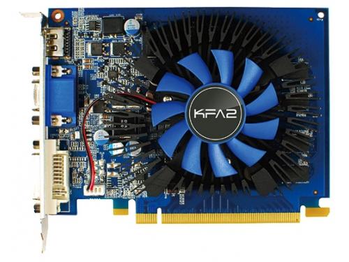 ���������� GeForce KFA2 PCI-E NV GT730 (116143), ��� 1