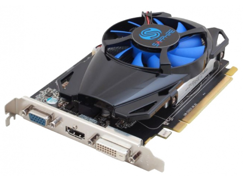 Видеокарта Radeon Sapphire PCI-E ATI R7 250 2G GDDR5 PCI-E, вид 3