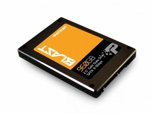 Жесткий диск Patriot Memory PBT960GS25SSDR, вид 1