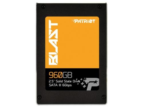 Жесткий диск Patriot Memory PBT960GS25SSDR, вид 2