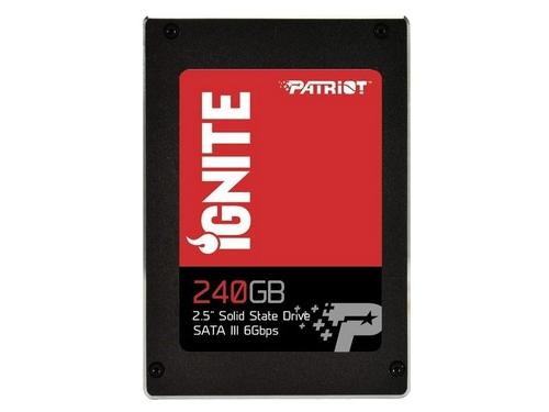 Жесткий диск Patriot Memory PI 240GS325SSDR, вид 1