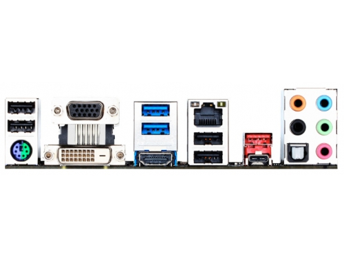 Материнская плата Gigabyte GA-F2A88X-D3HP (rev. 1.0) (ATX, Socket FM2+, AMD A88X, 4xDDR3), вид 3
