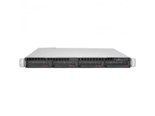 Серверная платформа SuperMicro SYS-6018R-TDW, вид 1