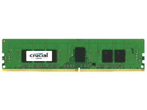 Модуль памяти Crucial CT4G4WFS8213 (DDR4, 4Gb, 2133MHz, CL15, ECC, UDIMM), вид 1