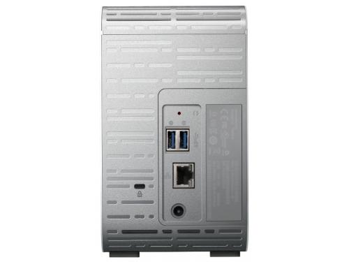 ������� ���������� Western Digital WDBWVZ0060JWT-EESN (6 Tb, 2xHDD, USB3.0, LAN1000), ��� 2