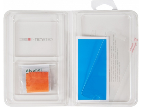 Защитная пленка для смартфона InterStep для iPhone 6, глянцевое, вид 2
