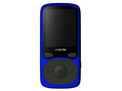 Медиаплеер Digma B3 8Gb, синий, вид 1