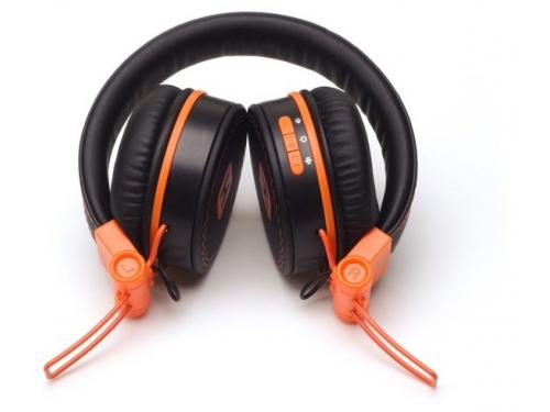 Гарнитура для ПК HARPER HB-202, оранжевая, вид 3
