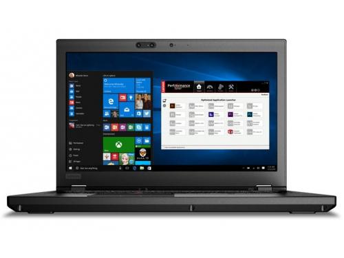 Ноутбук Lenovo ThinkPad P52 20M9001ERT , вид 1