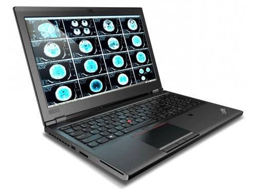 Ноутбук Lenovo ThinkPad P52 20M9001ERT , вид 2