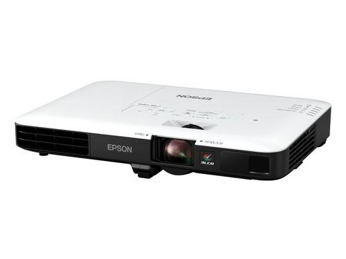 Видеопроектор Epson EB-1781W, ультрапортативный, вид 3