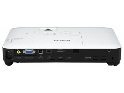 Видеопроектор Epson EB-1781W, ультрапортативный, вид 4