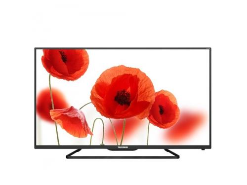 телевизор Telefunken TF-LED55S37T2SU черный, вид 1