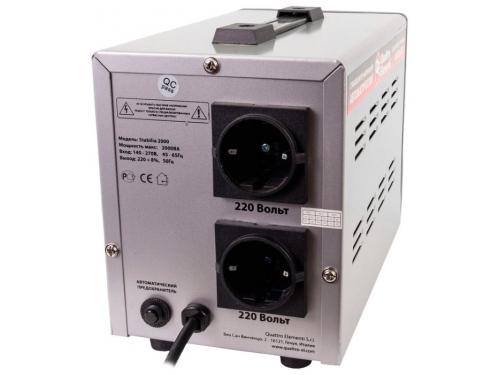 Стабилизатор напряжения Quattro Elementi Stabilia 2000 (2 кВт), вид 4