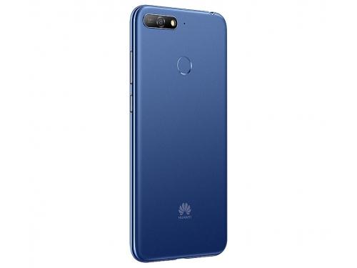 Смартфон Huawei Y6 2018 Prime ATU-L31, синий, вид 4