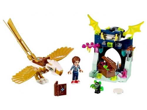 Конструктор LEGO Elves 41190 Побег Эмили на орле (для девочки), вид 2