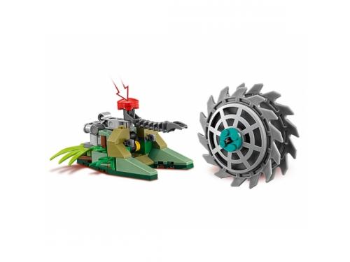 Конструктор LEGO Marvel Super Heroes AVENGERS infinity wars 76103 Атака Корвуса Глейва, вид 1