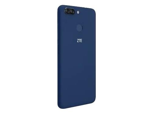 Смартфон ZTE V9 Vita 3/32Gb, синий, вид 2