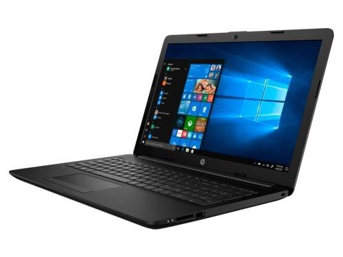 Ноутбук HP 15-db0117ur черный, вид 3