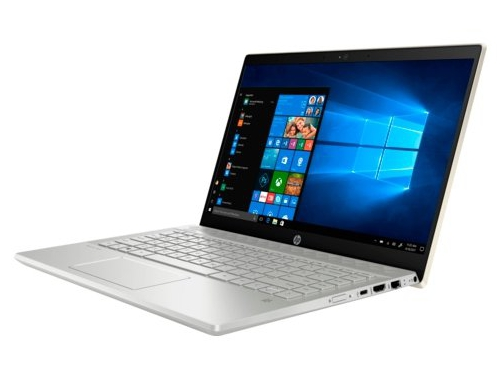 Ноутбук HP 14-ce0002ur , вид 3