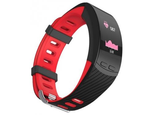 Фитнес-браслет Qumann QSB X красный+черный, вид 5