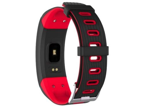 Фитнес-браслет Qumann QSB X красный+черный, вид 6