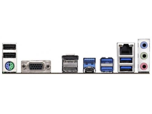 Материнская плата ASRock B450 Gaming K4 Soc-AM4 AMD, ATX, DDR4, SATA3, USB3.1, GigaLAN, вид 3