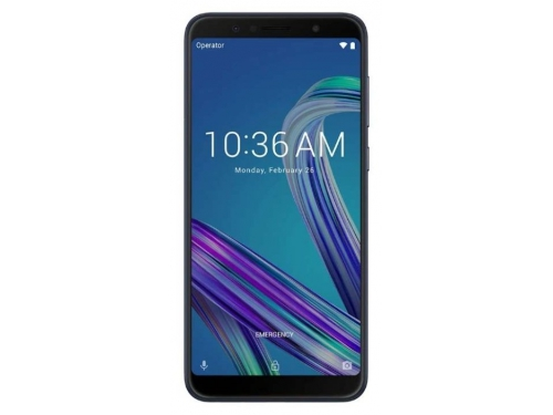 Смартфон Asus ZB602KL Max Pro M1 4Gb/128Gb, черный, вид 1
