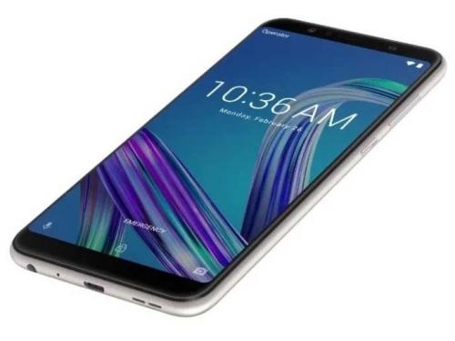 Смартфон Asus ZB602KL Max Pro M1 4Gb/128Gb, серебристый, вид 1
