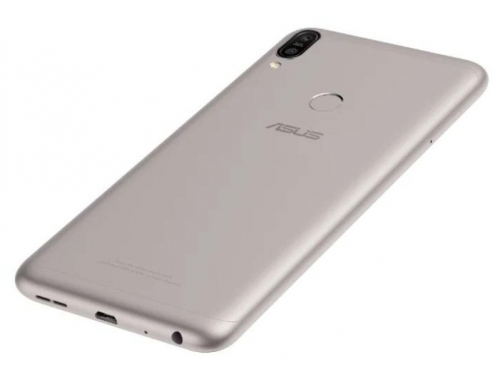 Смартфон ASUS ZenFone Max Pro ZB602KL 3/32GB, серебристый, вид 4