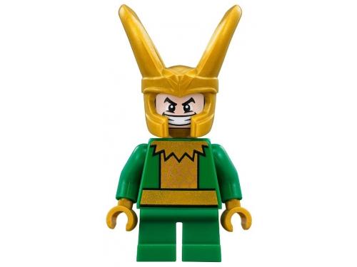 Конструктор LEGO Marvel Super Heroes 76091 Тор против Локи, вид 3