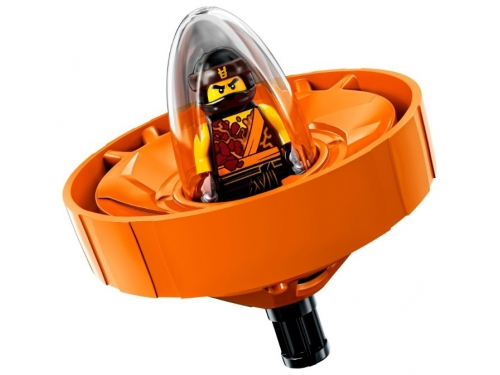 Конструктор LEGO Ninjago 70637 Коул — Мастер Кружитцу, вид 1