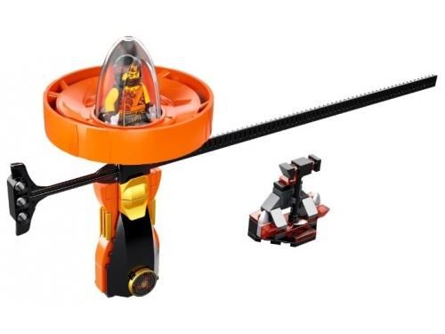Конструктор LEGO Ninjago 70637 Коул — Мастер Кружитцу, вид 2